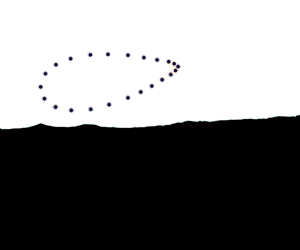 mars analemma