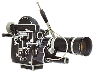 Bolex video camera (via PBMO) | chimac.net – Stuff worth knowing about
