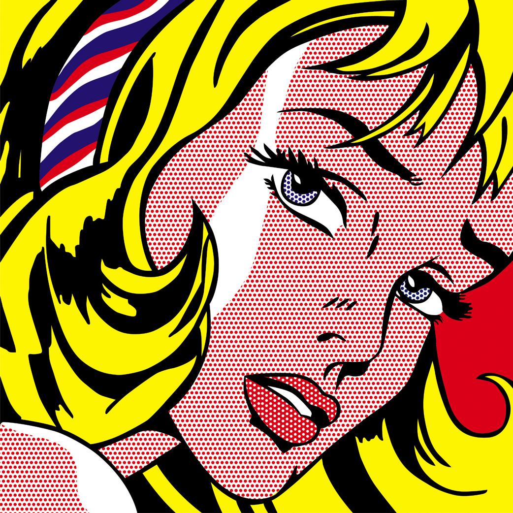 Ben day dots the daily omnivore - Pop art roy lichtenstein obras ...