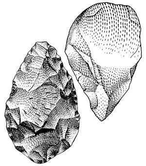 hand axes