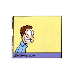 Jon Smiling