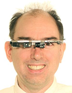 Steve Mann Eye Tap