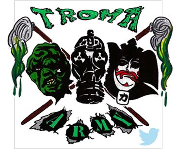 troma army
