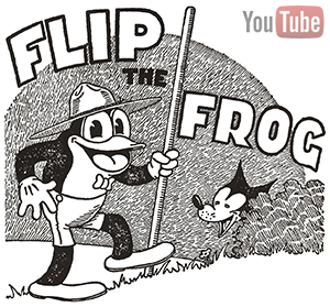 flip the frog