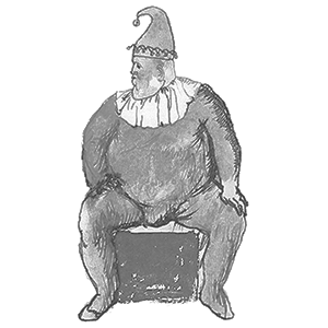 Picasso Bouffon 1905