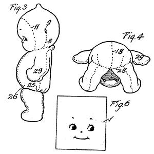 kewpie patent
