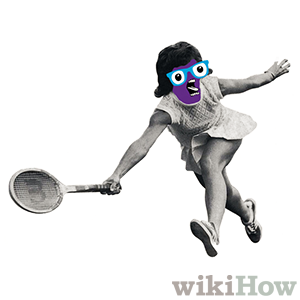 photoshop tennis