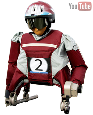 robot jockey