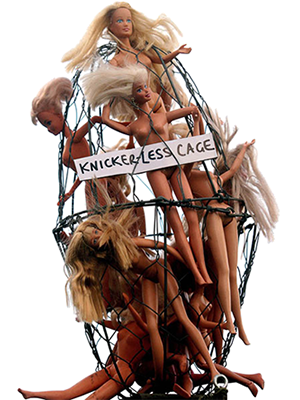 knickerless cage