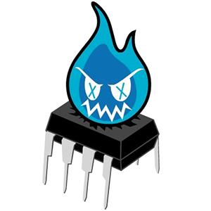 Magic Blue Smoke Monster