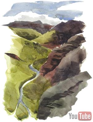Waimea River by emily miller