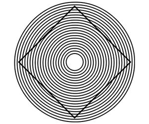 ehrenstein illusion