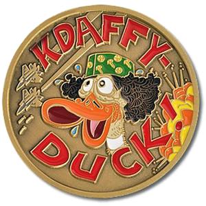 kdaffy duck
