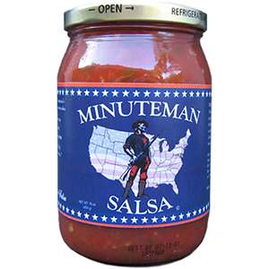 minuteman salsa