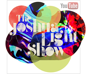 the joshua light show
