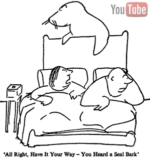 seal by James Thurber
