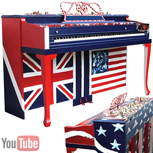 steet piano