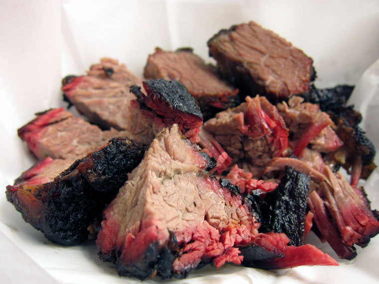 Burnt Ends | The Daily Omnivore