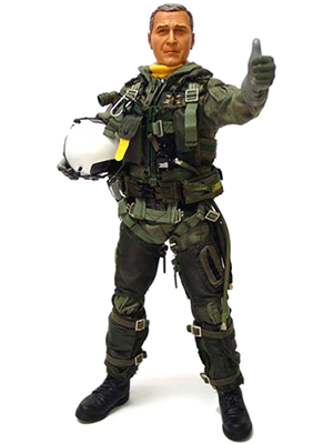 bush action figure