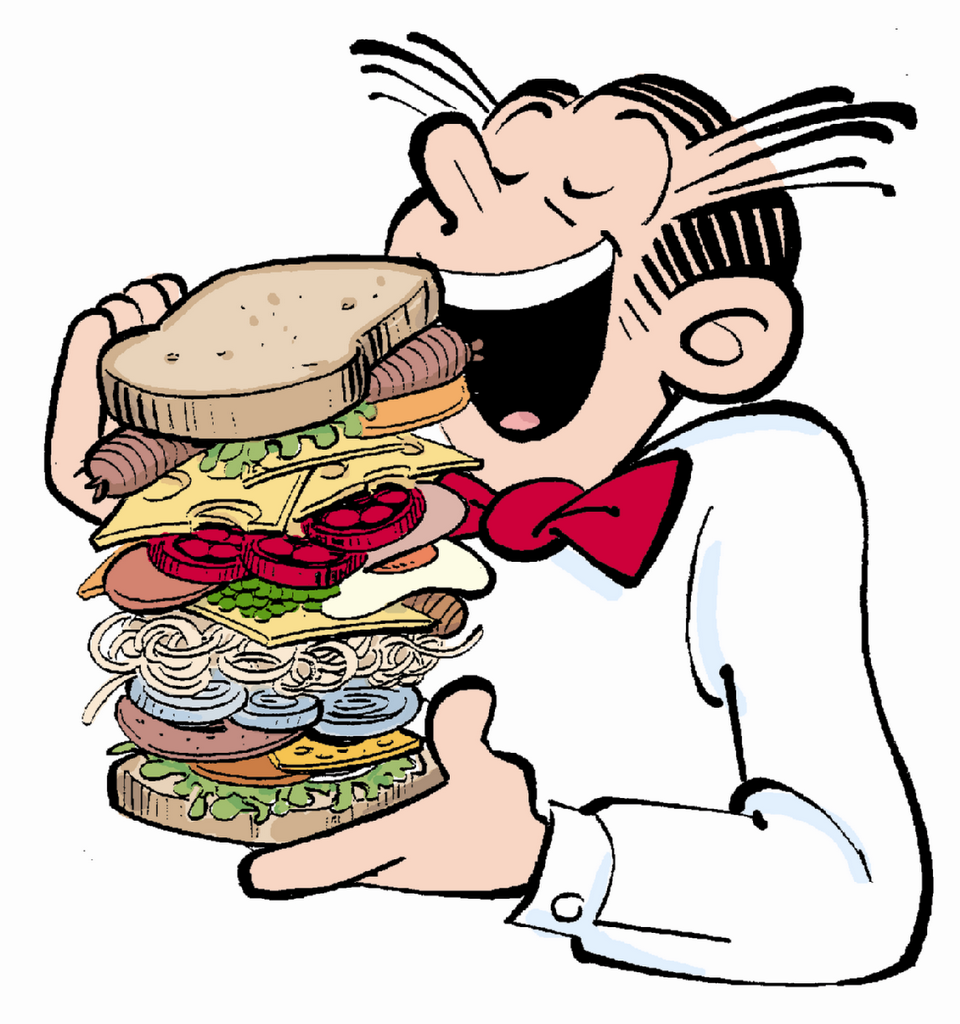 Dagwood | The Daily Omnivore