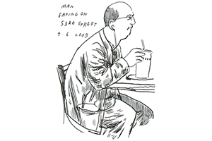 every person in ny by jason polan