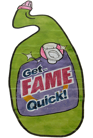 Get Fame Quick by Fitzroy