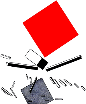lissitzky squares