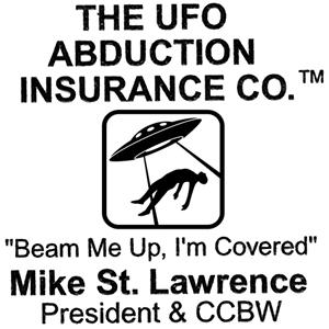 ufo abduction insurance