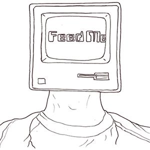 computer head by aldis ozolins