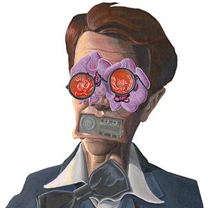 Aldous Huxley by Edan Duarte