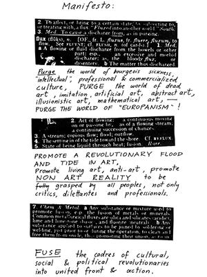maciunas manifesto