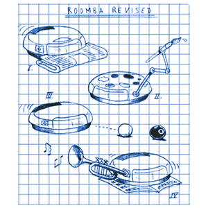 roomba revised by christoph niemann