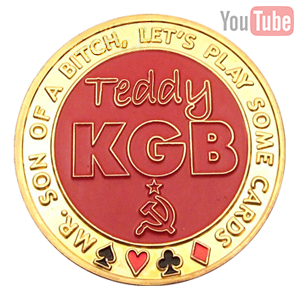 teddy kgb