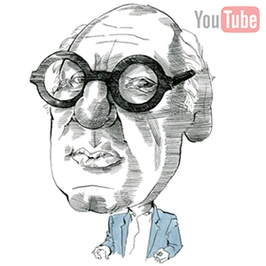 Michael Nyman by Nicola Jennings