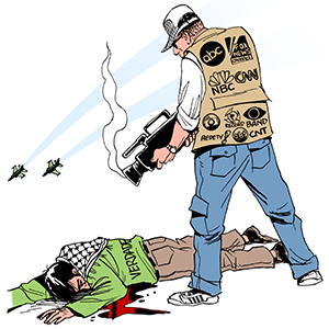 truth by Carlos Latuff
