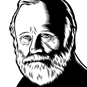 frank herbert by charles burns