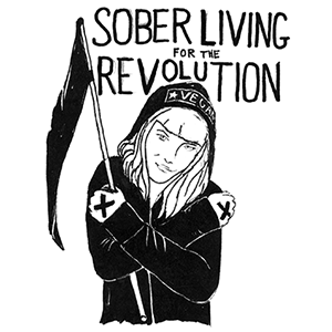 sober living for the revolution