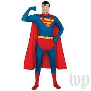 superman zentai
