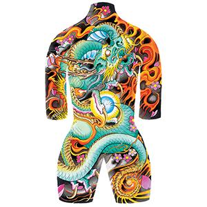 dragon suit by scott shnurman