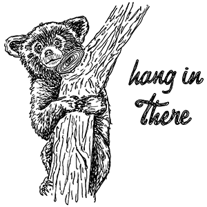 hang in there by joey veltkamp