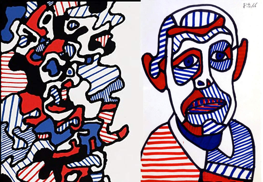 Pdp Project Jean Dubuffet Olympia Example
