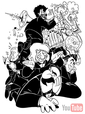 les luthiers by Mariana Moreno