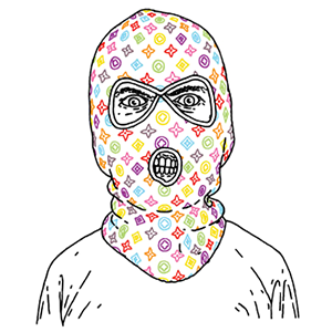 luxury robber by mr bingo