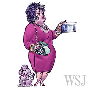 welfare queen by david klein