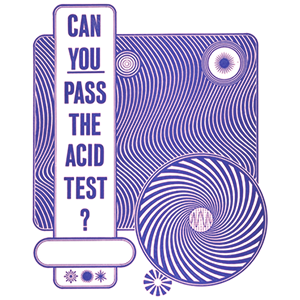 acid test by wes wilson