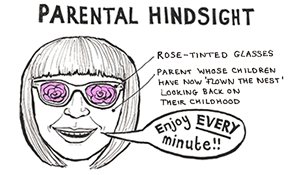 parental hindsight by lisa maltby