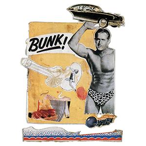 bunk by eduardo paolozzi
