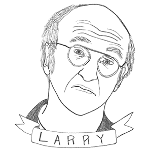 larry by deer dana