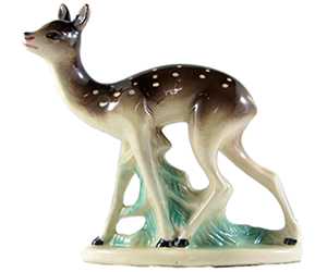 porcelain deer