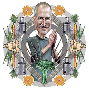 Steve Jobs by Pat Linse